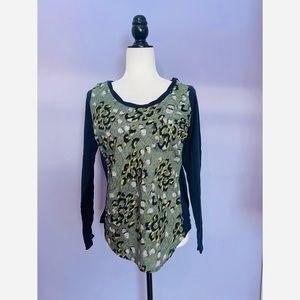 Anthropologie Ella Moss Free Spirit blouse